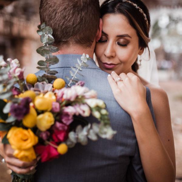 Ex Hacienda Apanquetzalco Wedding Photographer // Mária + Iván