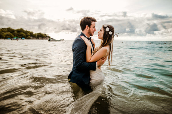 Puerto Vallarta Wedding Photographer Barceló Hotel // Amela + Cutler