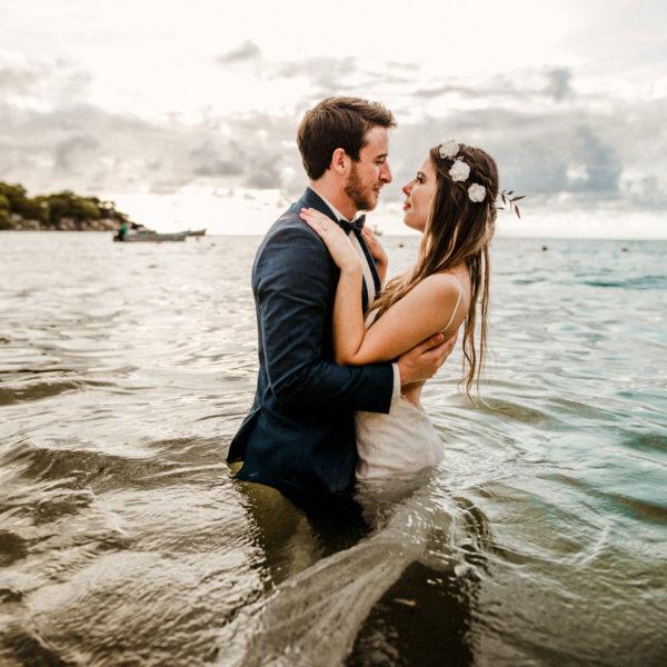 Puerto Vallarta Wedding Photographer Barceló Hotel // Amela + Cutler